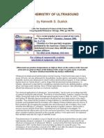 The Chemistry of Ultrasound