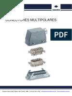 CONECTICA - Conectores Multipolares