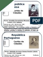 CC Mulheres Portuguesas