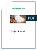 1. Project report food grain