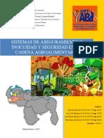 Ensayo 16-04-19. Región Andina