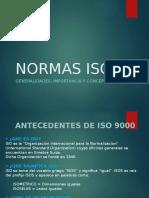 Normas ISO y Globalización - ELP -EXP