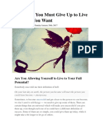 13 Things You Must Give Up to Live The Life You Want.pdf