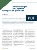 Zoonosis laborales riesgos de exposicion a agentes biologicos en ganaderia.pdf