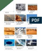 20 Lugares Geológicos Del Mundo