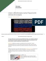 Studiu_ Dezinformarea Rusă Ar Fi Ajuns La 241 Milioane de Europeni