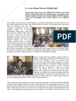 Education:a ray of hope for poor Muslim Girls
