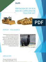 Implementacion de Un Rcm Al Sistema de Carrileria
