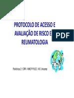 Capacit_Reumato_maio_2012_parte1_PROTOCOLO DE ACESSO E AVALIAÇÃO DE RISCO EM REUMATOLOGIA.pdf