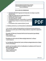 GFPI-F-019 Formato Guia de Aprendizaje Contextualizar La Metodología SENA