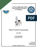 CS 212 OOP Lab Manual (1).pdf