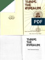 Satyananda Saraswati (Swami) - Taming the kundalini  -Bihar School of Yoga (1982).pdf