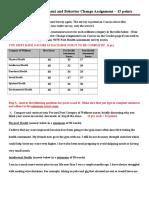 Post Health Assessment - Sprg 19