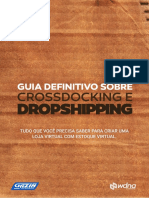 Ebook Guia Definitivo Sobre Crossdocking Dropshipping