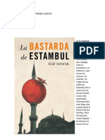 La Bastarda de Estambul eBook