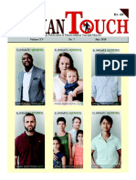 Human Touch July 2018