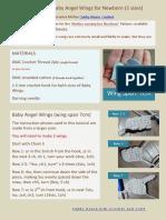 FREE Baby Angel Wings