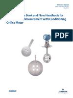 Manual Wet Gas Flow Measurement Conditioning Orifice Meter Flow Test Data Book Flow Handbook en 76150