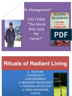 Rituals of Radiant Living