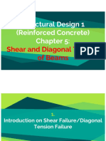 Chapter 5 - Shear and Diagonal Tension on Beams.pdf
