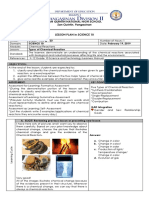 7E Lesson Plan in Types of Chemical Reaction FINAL