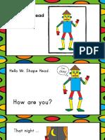 Mr shape
