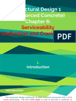 Lecture on Serviceability of Reinforced Concrete