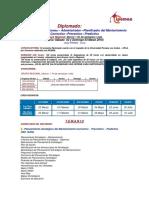 0.- Promocion Diplomado Administrador Planificador