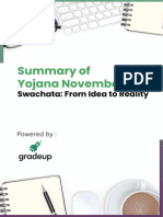 Gist of Yojana November 2018 Eng.pdf 45