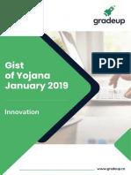 Gist of Yojana January 2019 in English.pdf 94