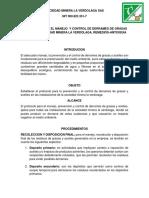 PROTOCOLO PARA EL MANEJO  Y CONTROL DE DERRAMES DE GRASAS Y ACEITES.docx