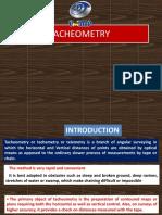 Tacheometry Part 1 2015