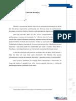 Sociologia - UND I - Texto a - Autores Clássicos Da Sociologia