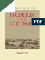 HARTLING KURZ [1994] Hölderlin und Nürtingen.pdf