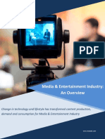 Media Entertainment an Overview