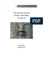AEFLJ Volume 20 Issue 10 October 2018