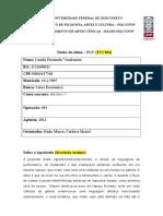 Modelo de Tabela de Previsão de Gastos - TCCs Bacharelado (Camila Preenchido)