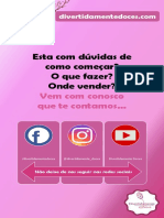 E-book Divertidamente Doces