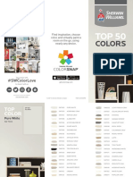 Sw PDF Top 50 Colors 2018