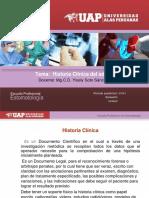 1 CLASE- Historia Clinica (1)
