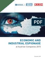 Ecconomic Espionage in Austria