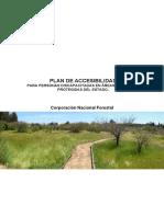 Plan de Accesibilidad SNASPE