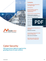 Next Generation Defences Against the Growing Threat of Cyberattacks 2