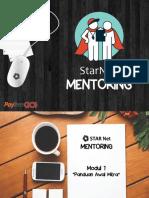 StarNet Mentoring Modul 1.PDF