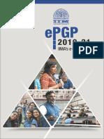 EPGP Brochure 2019-21 VCNow