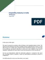 Hospitalityindustryinindia August2011 120601012659 Phpapp01 (1)