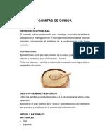 GOMITAS CON QUINUA