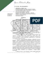 Sexta Turma Nega Pedido de Anulação e Libera Ação Penal Contra Ex-governador Beto Richa