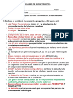 EXAMEN de Bioinformtica 2015