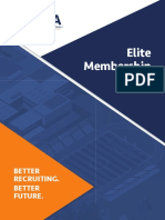NCSA Elite Membership Guide